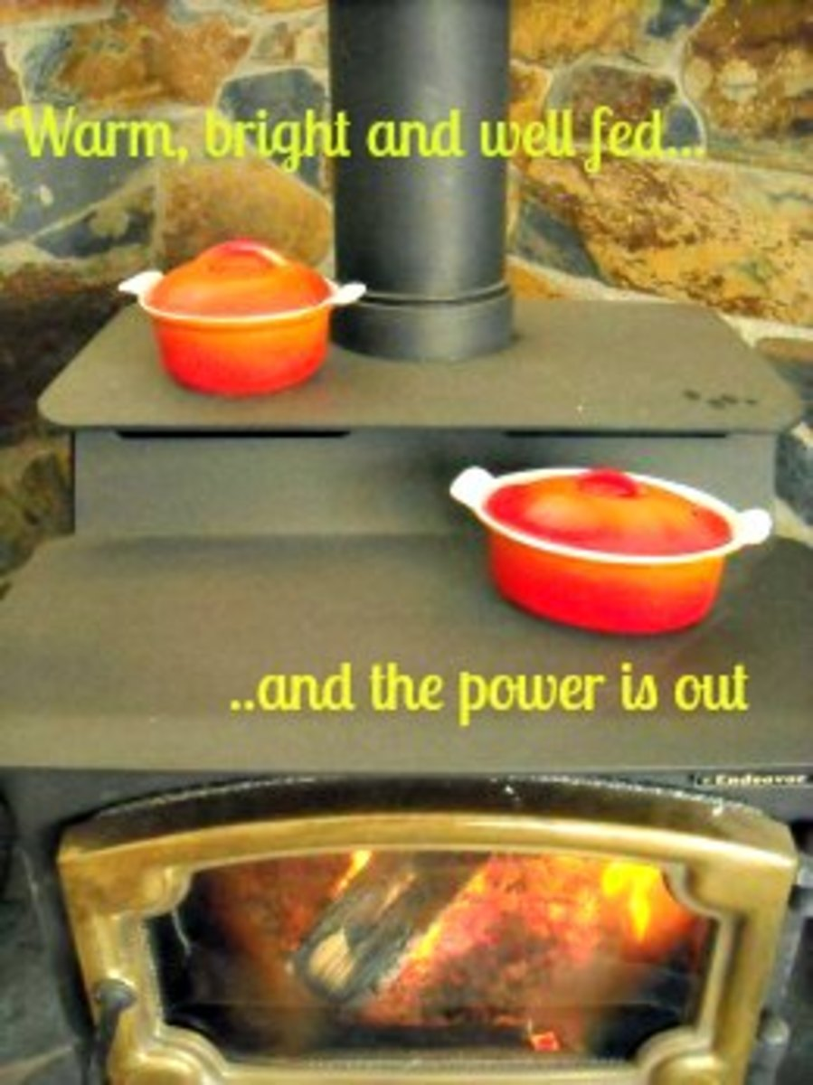 Winter Power Outage | Tips for Cooking, Heating, and Lighting