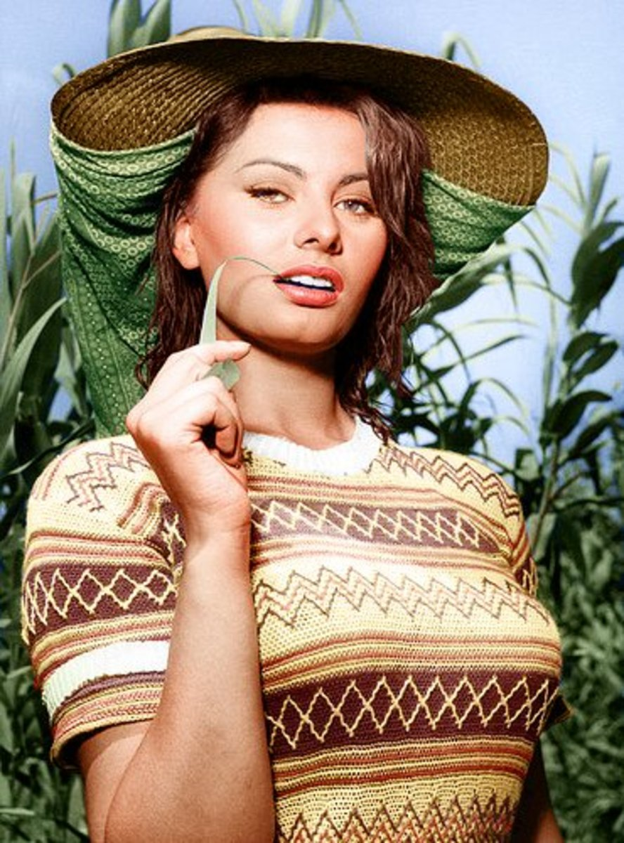 Top Ten Sophia Loren Films