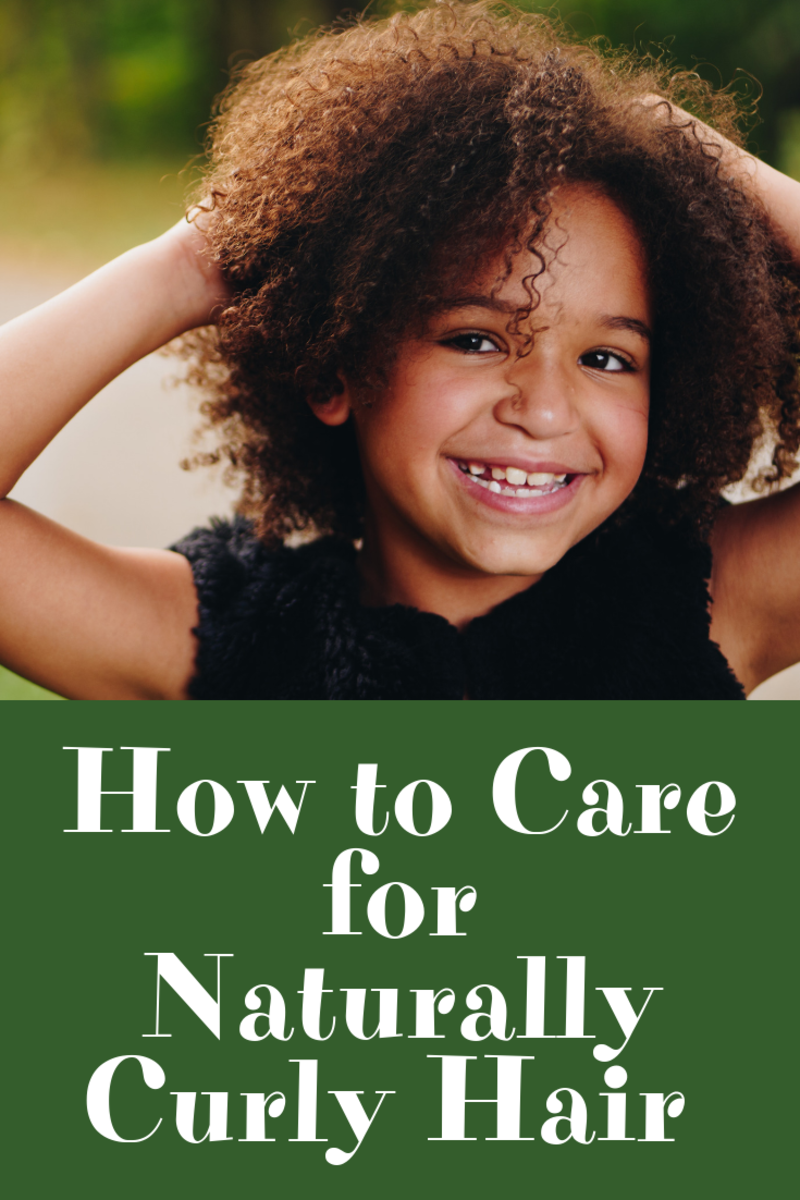 Tips and tricks for caring for your biracial or multiracial curly haired kid.