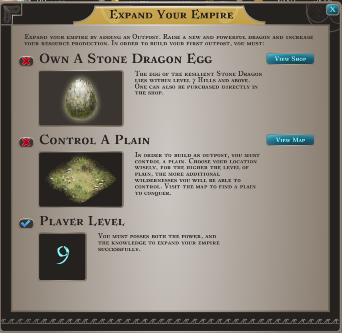 Dragons of Atlantis Stone Dragon Outpost Guide