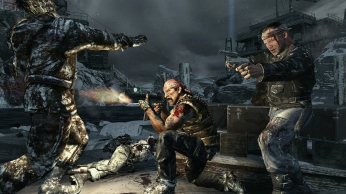"Screenshot of ""Call of the Dead"""