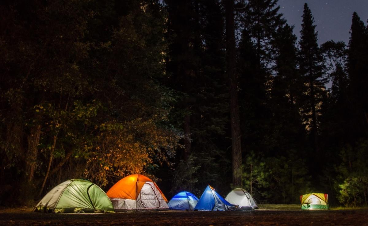 Why I Hate Camping: Let Me Count the Ways...