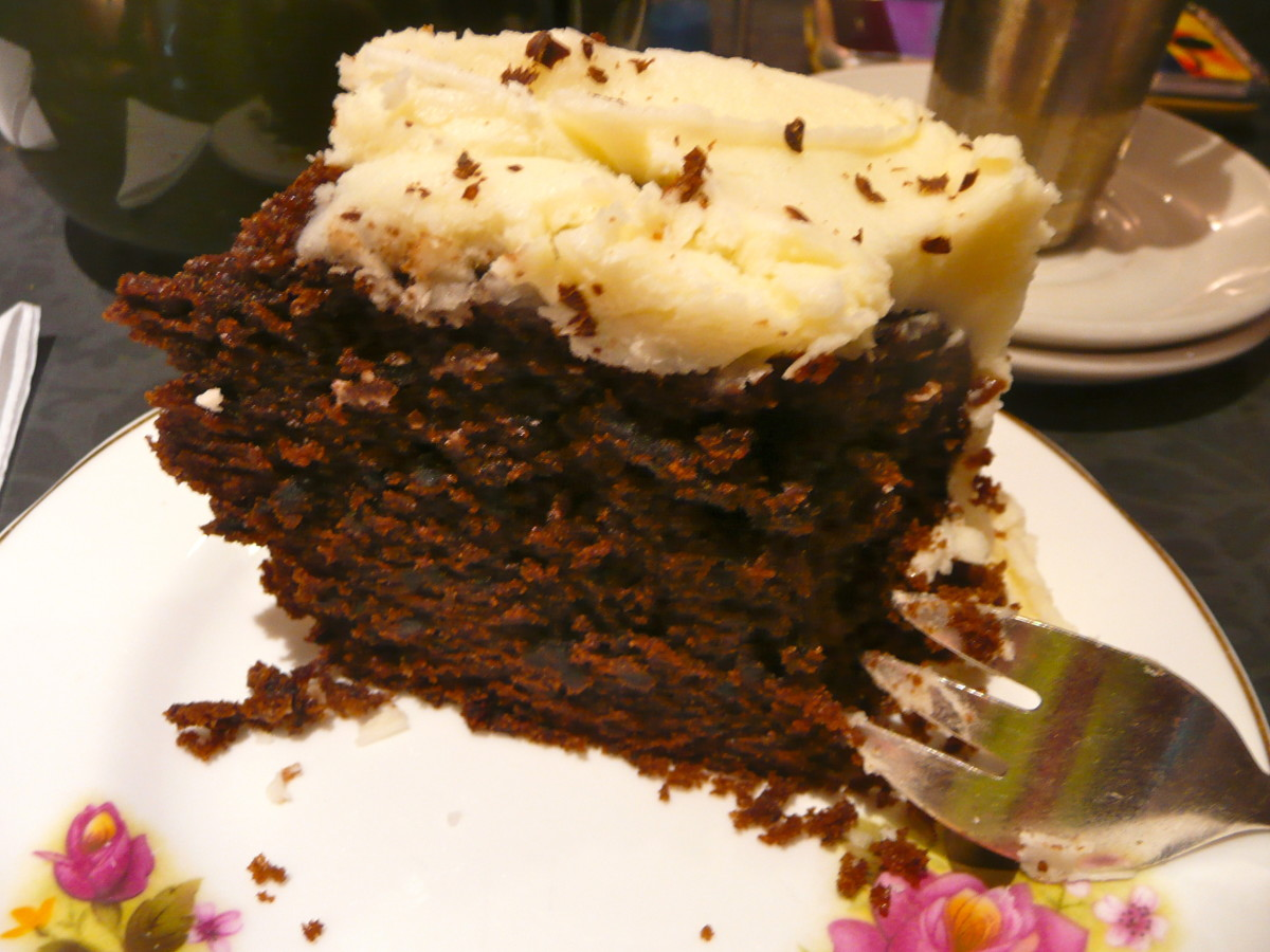 You can still enjoy desserts when reducing sugar in your diet.