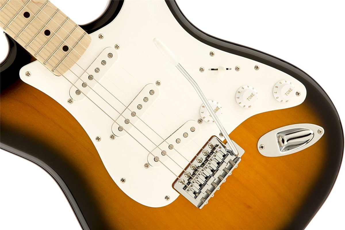 Top 5 Electric Guitar Brands for Beginners