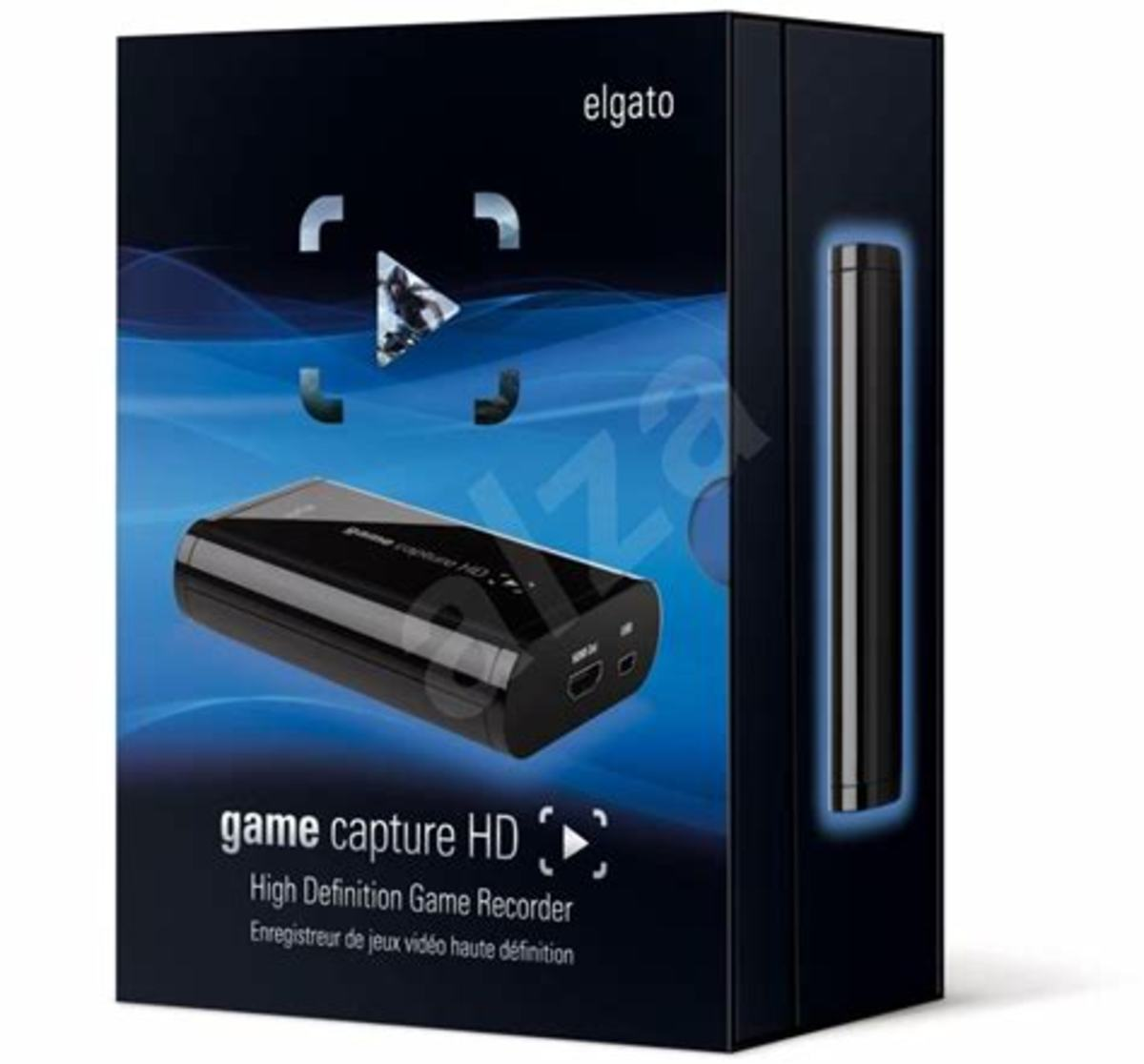 The Elgato Game Capture HD.