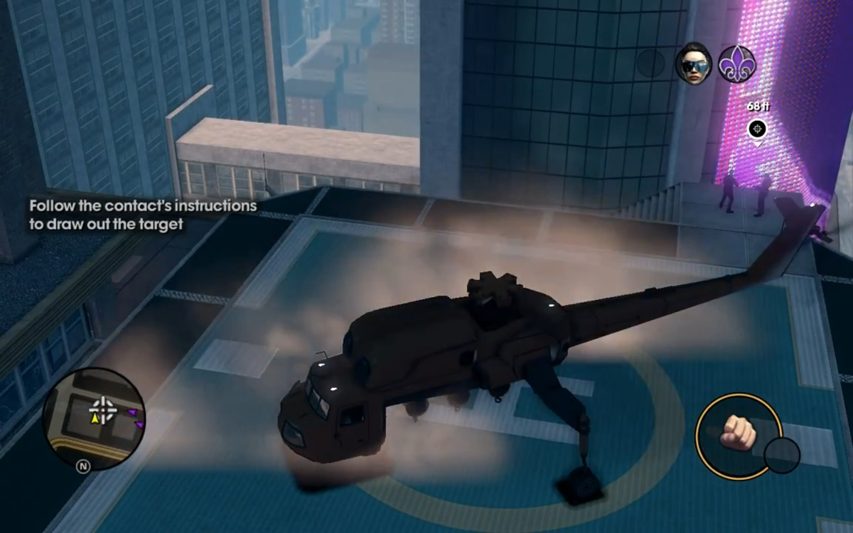 """Saints Row: The Third"" Assassination: Concerned in Steelport"