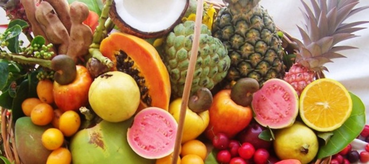 10 Fruits Unique to Brazil