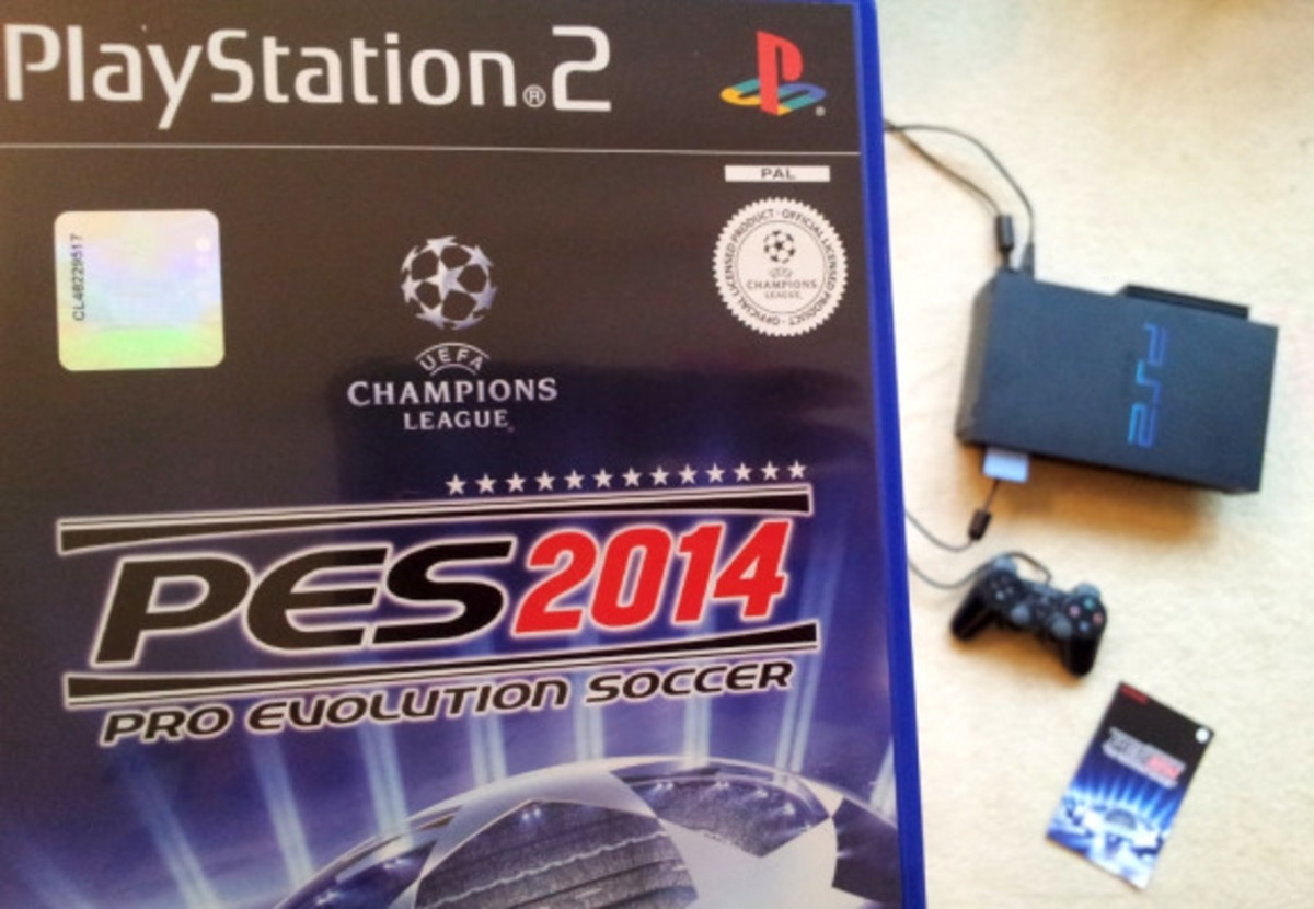 """Pro Evolution Soccer 2014"" Cover"