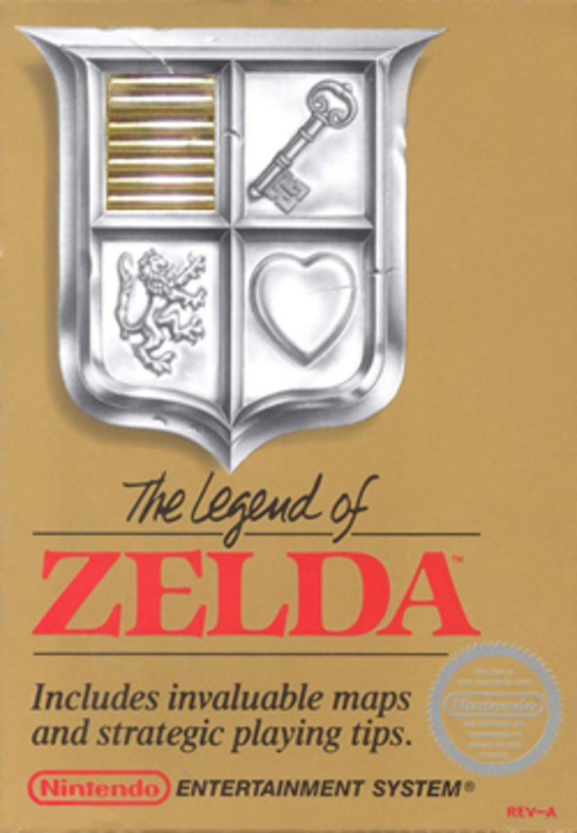 The Legend of Zelda (via Wikipedia)