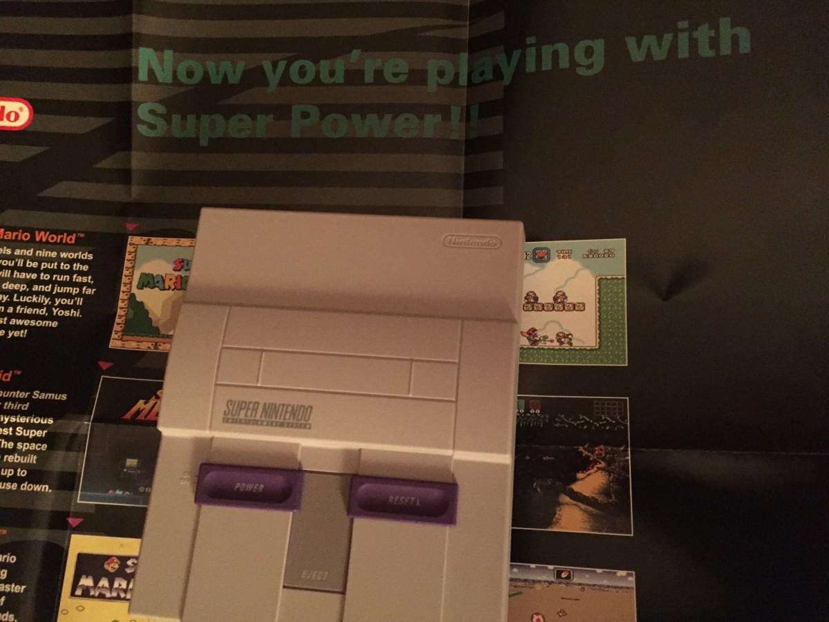 The SNES Classic