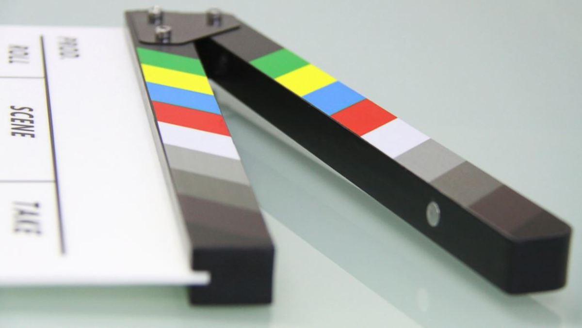 Film Career as a Set Painter