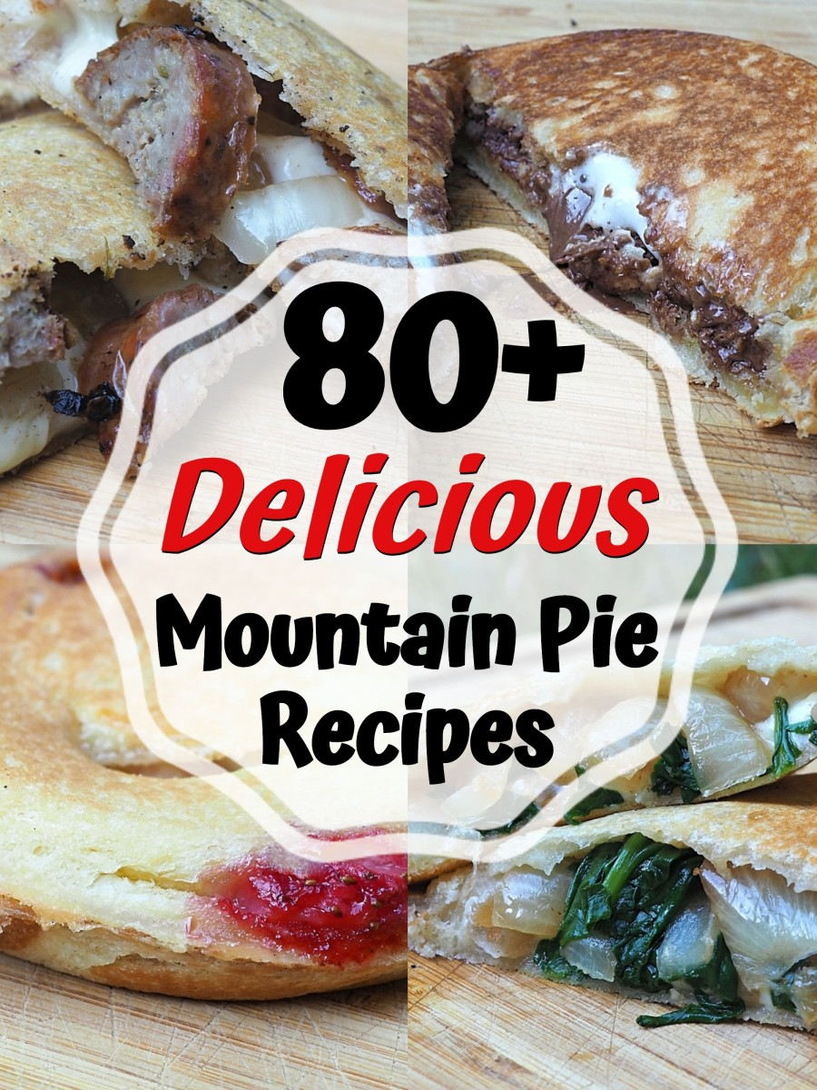80+ Delicious Mountain Pie Recipes