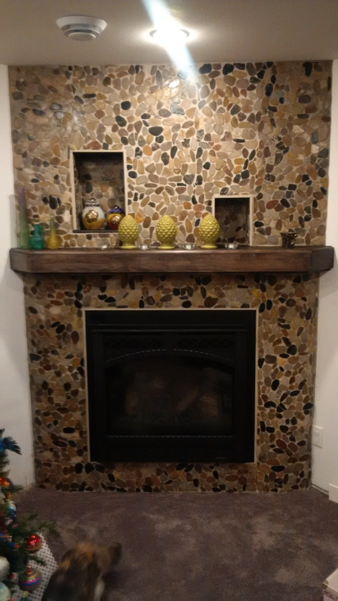 How To Frame A Fireplace Dengarden