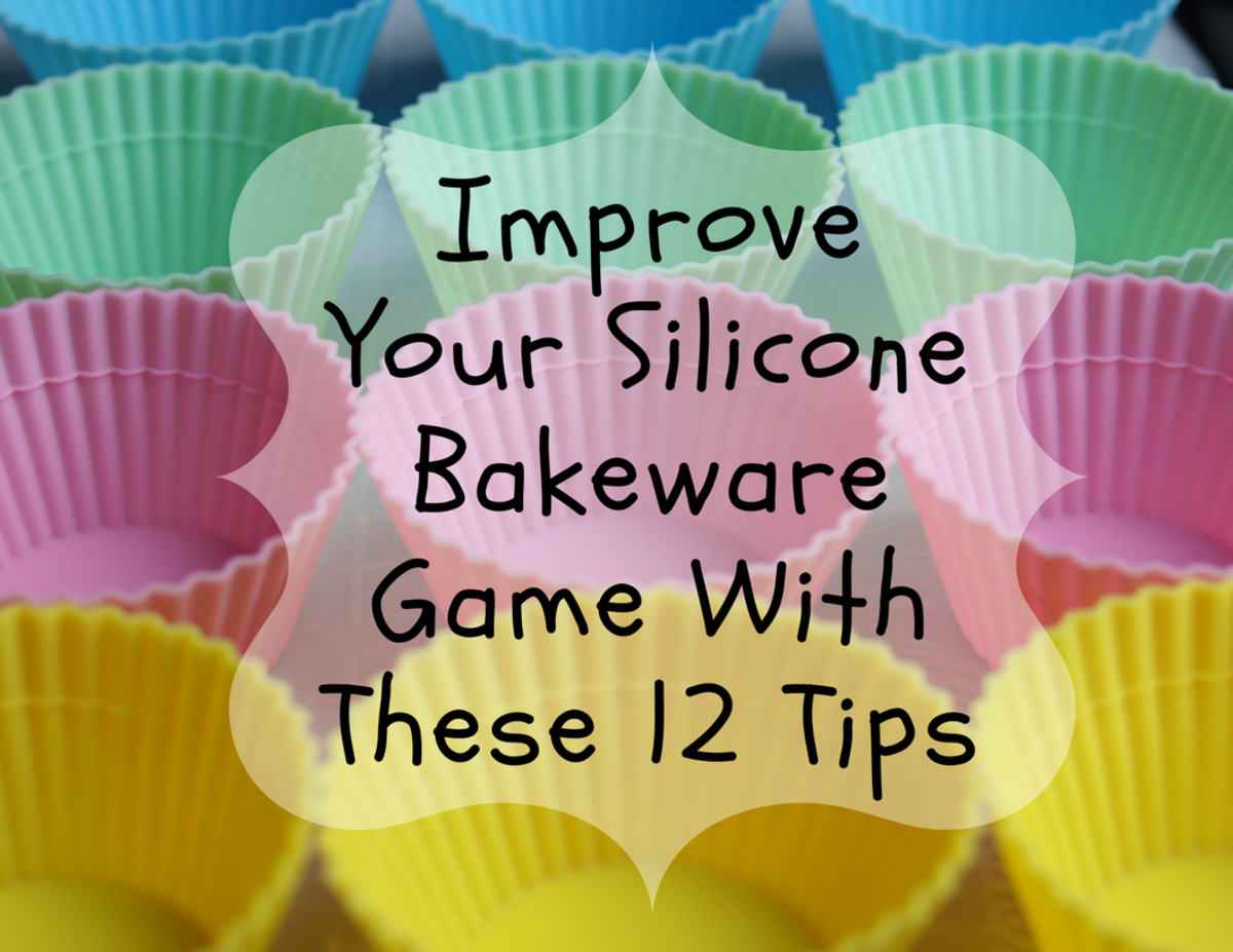 12 Tips on Baking With Silicone Molds