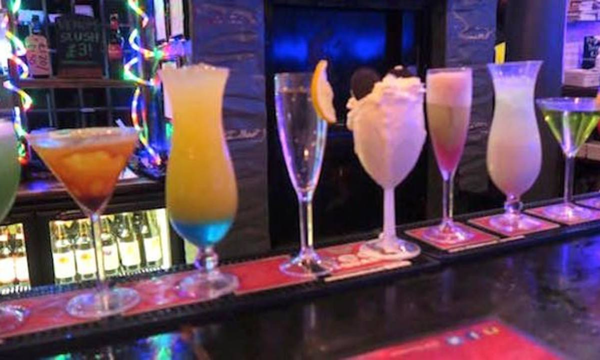 Disney-Themed Drinks and Cocktails for Adults