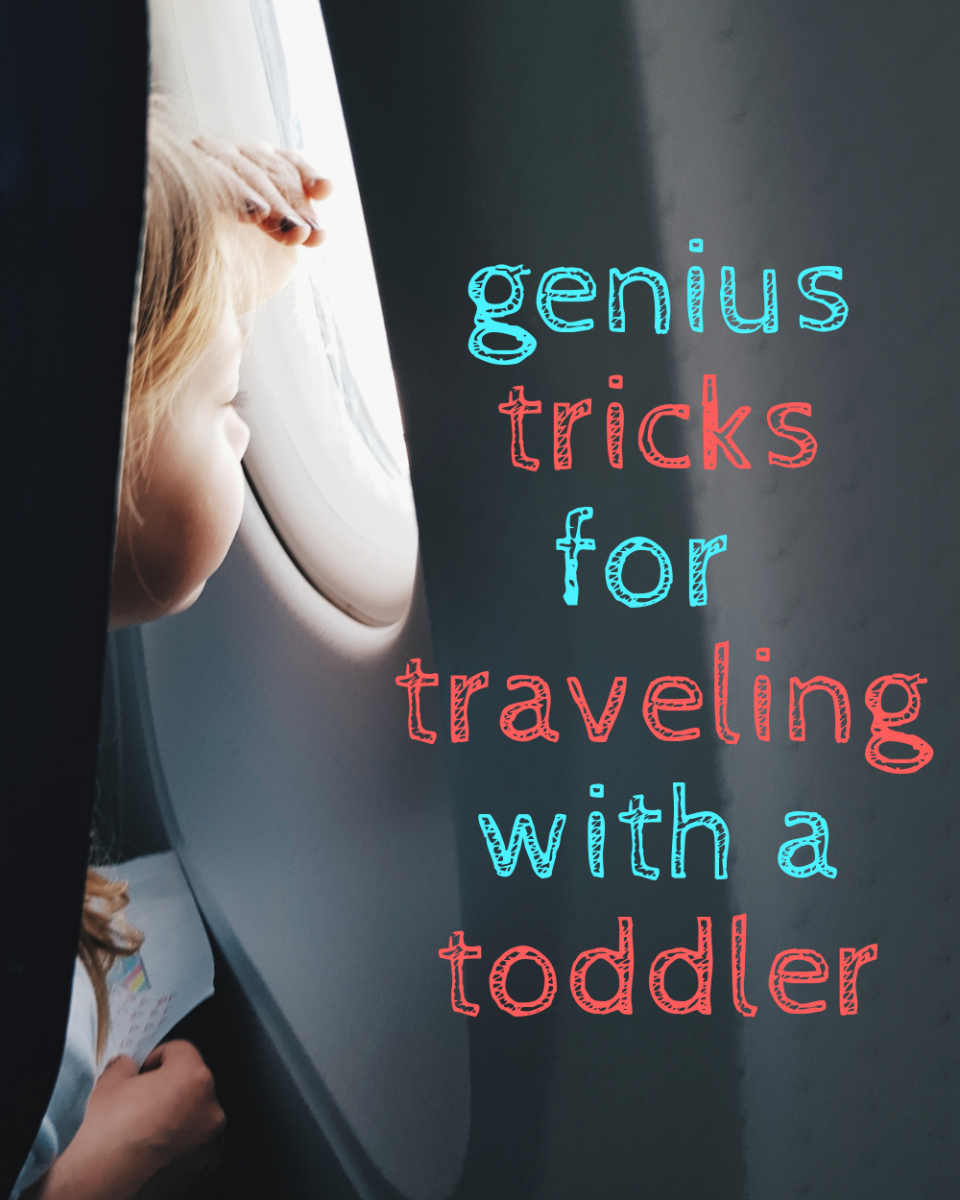 Traveling With a One-Year-Old: The Best Toys and Travel Tips