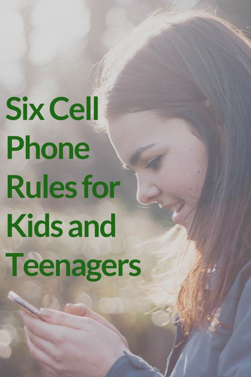 6 Cell Phone Rules for Kids and Teenagers
