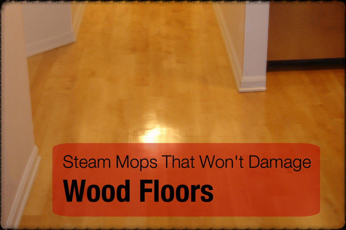 You Can Clean Many Types Of Wood Floors With A Steam ...