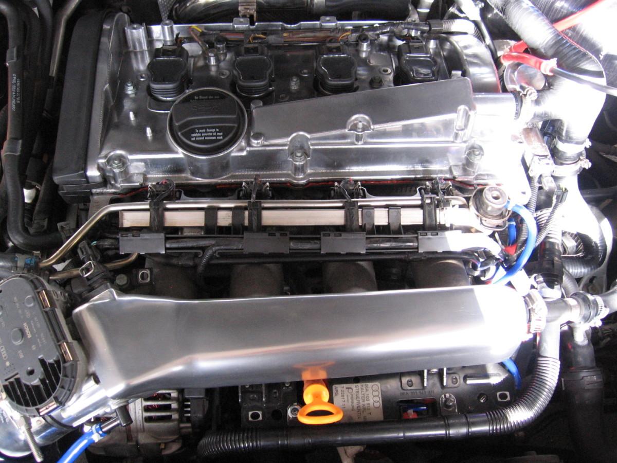 Valve Cover And Cam Tensioner Gasket Diy 18t Vw Audi Jetta Gti Mk4 Timing Belt Axleaddict