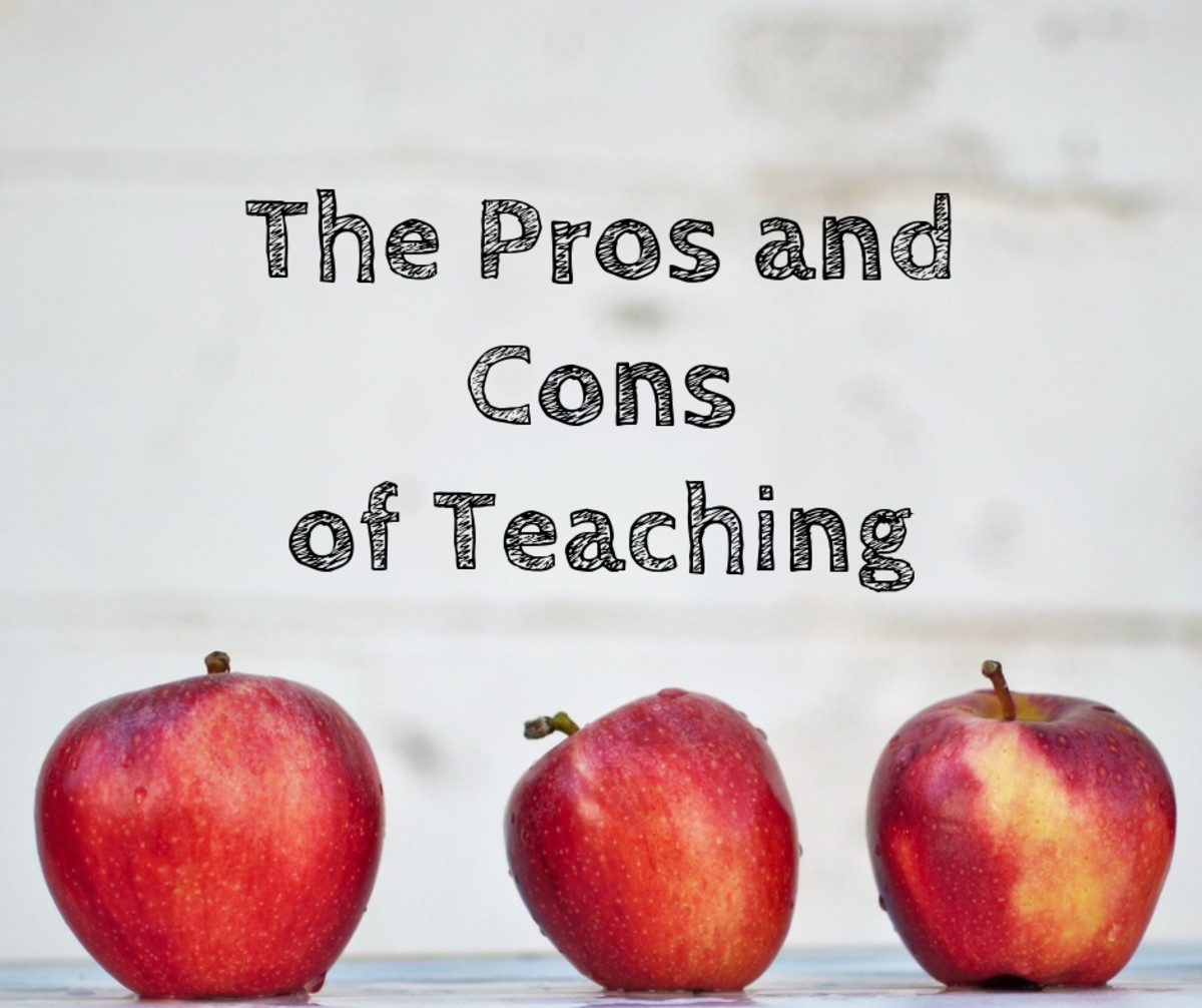 Thinking about starting a career as a teacher? Read this article to determine whether the pros outweigh the cons.