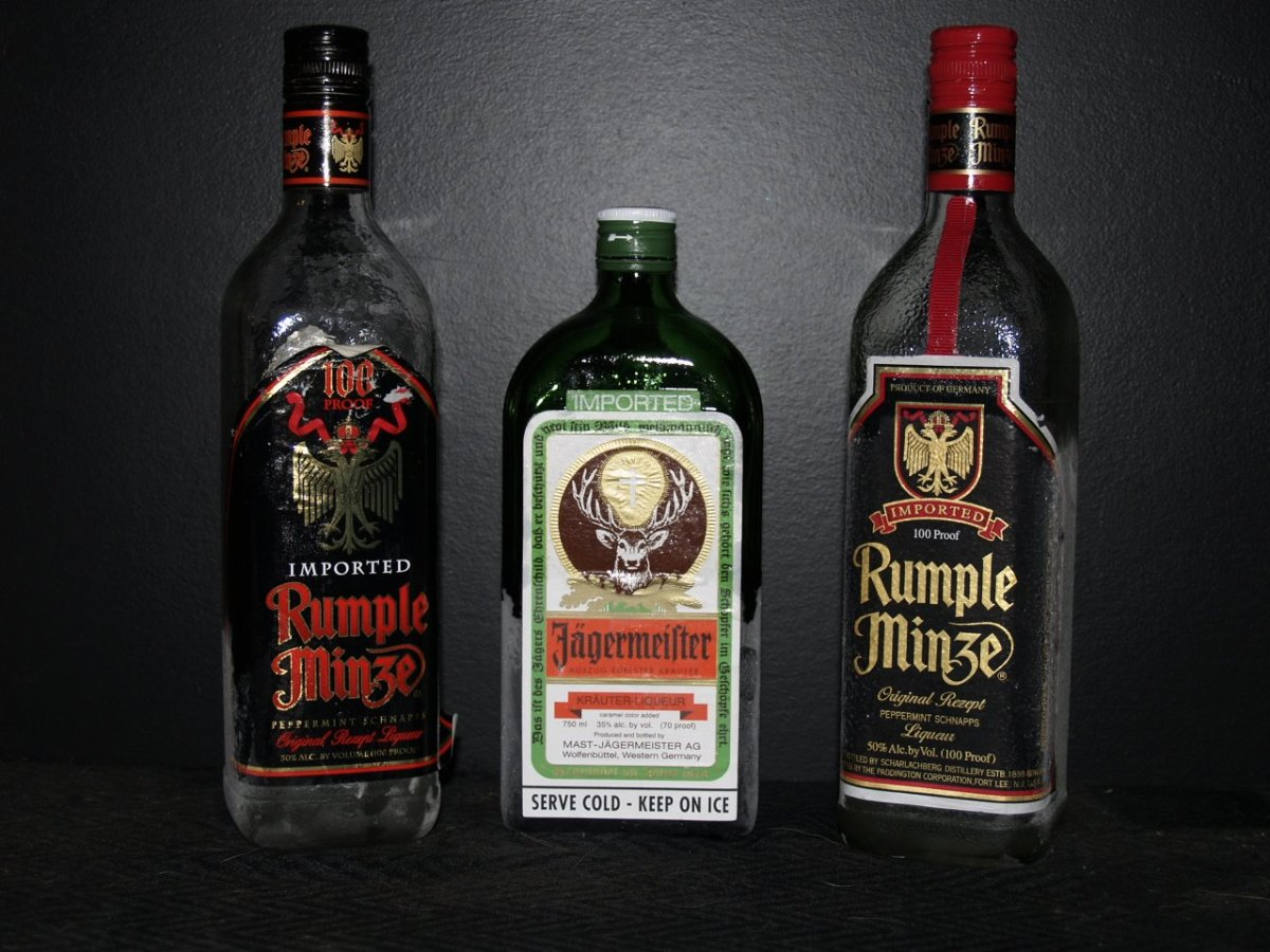 Instead of knocking Jägermeister back solo, try mixing it into one of these delicious shots!
