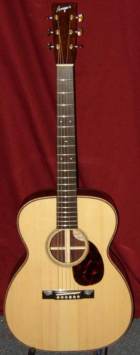Top Five Best Small Body Acoustic Guitars for Serious Amateurs or Professionals