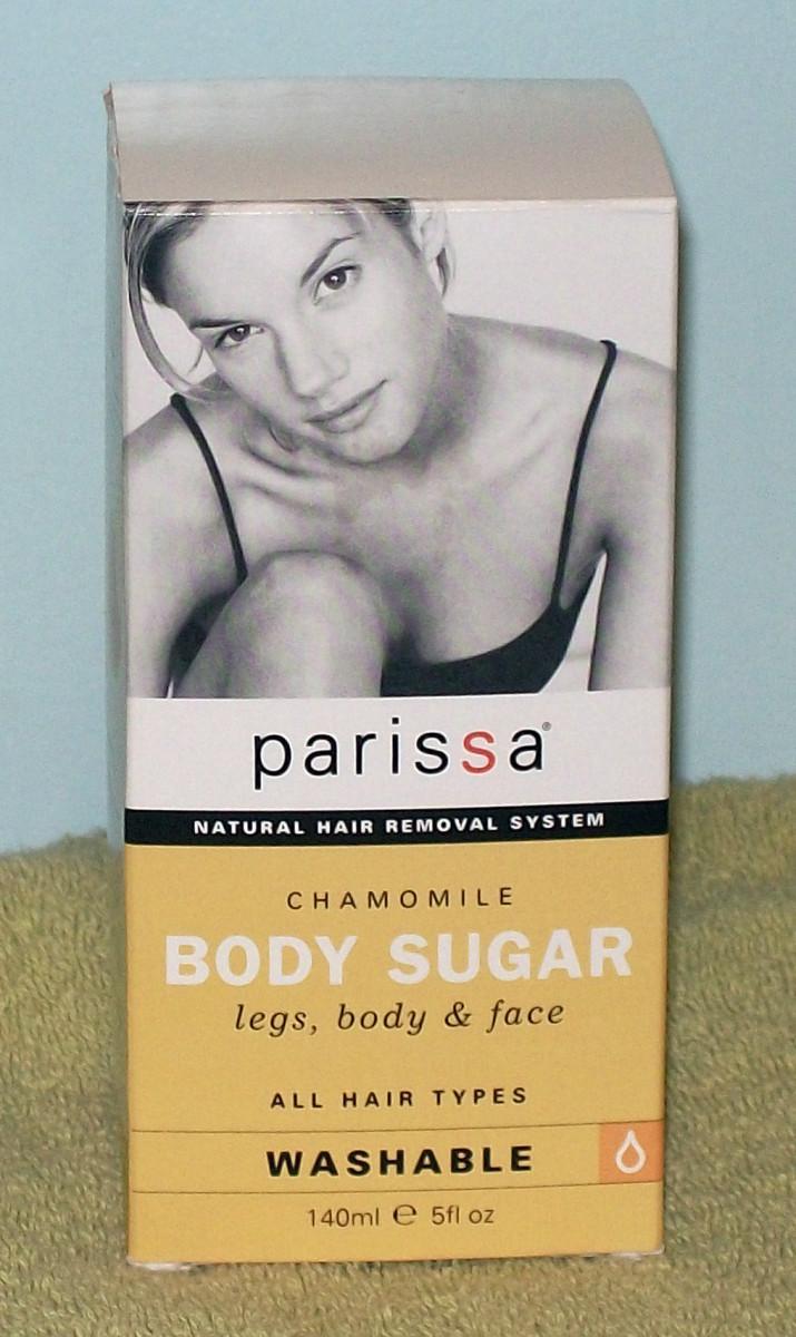 Parissa Body Sugaring Kit