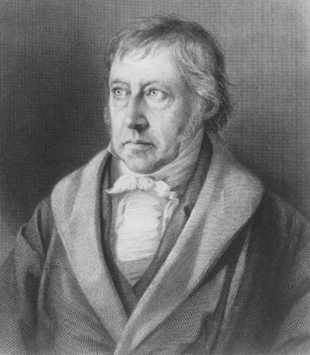 Key Concepts of the Philosophy of G. W. F. Hegel