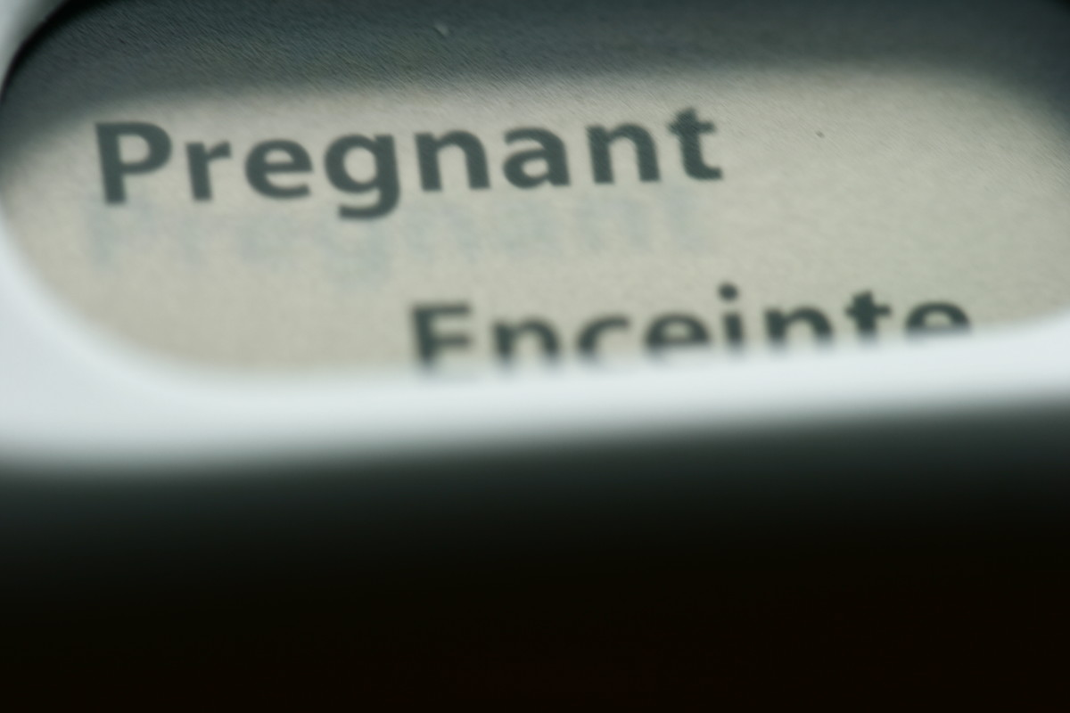 Postive Pregnancy Test