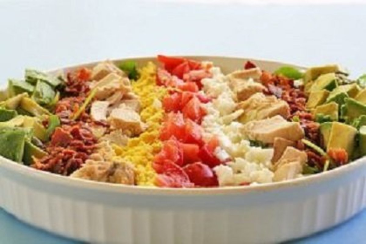 The New and Improved Cobb Salad