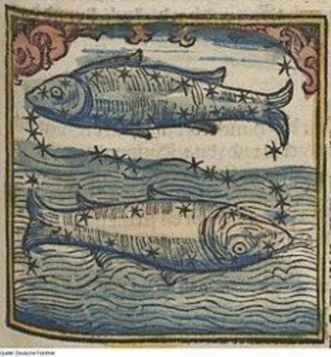 Dark Side of Pisces: Lustful, Cheap, Smug, Secretive