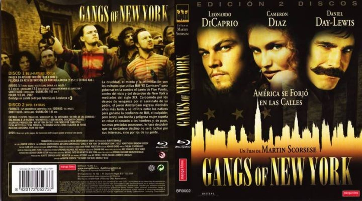 Gangs Of New York The History That Inspired The Movie Reelrundown