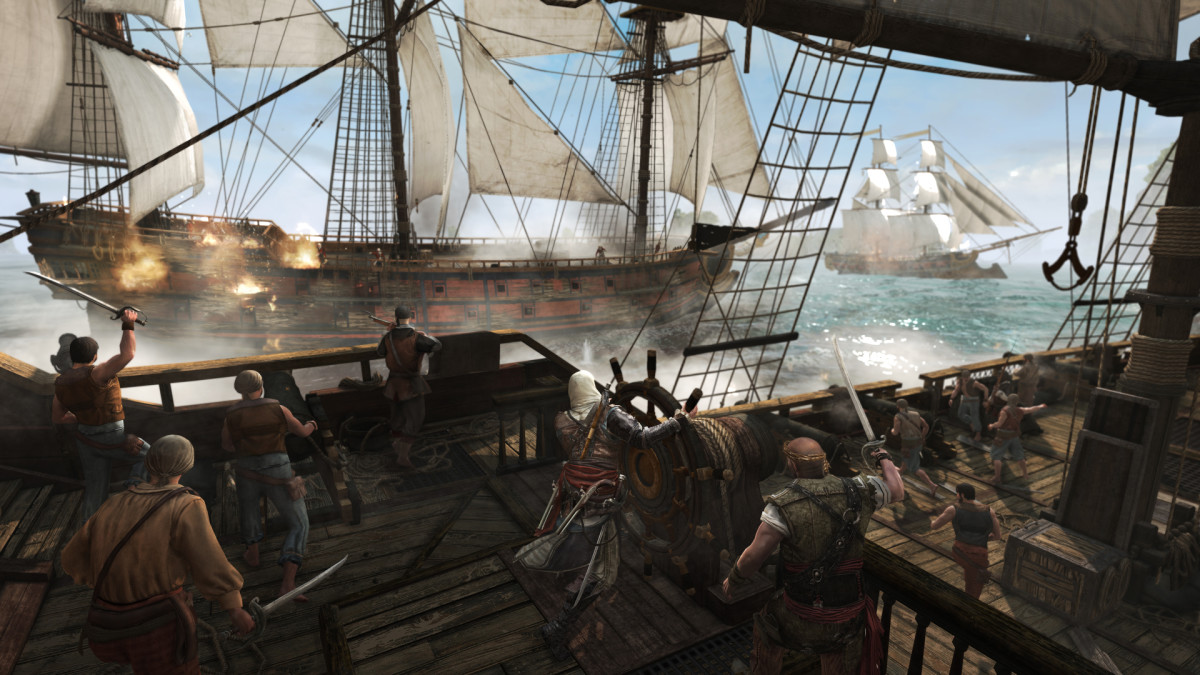 Assassin's Creed 4: Black Flag Legendary Ships Guide