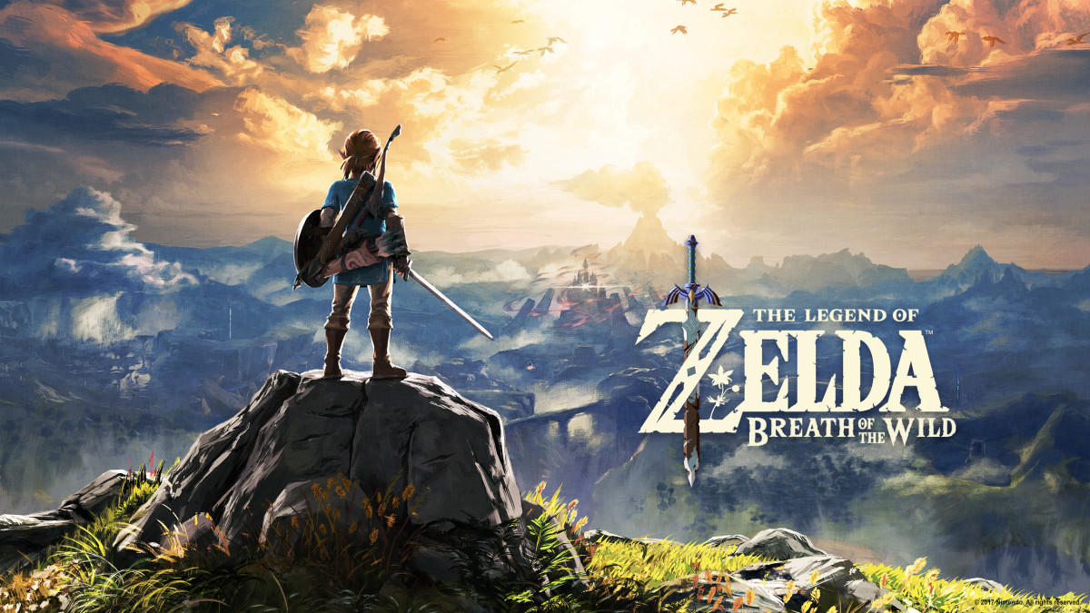 This is the official cover art of the game.