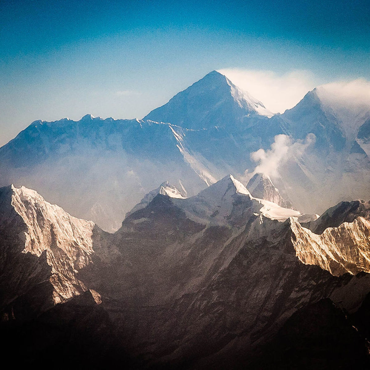 Mount Everest's Garbage Problem