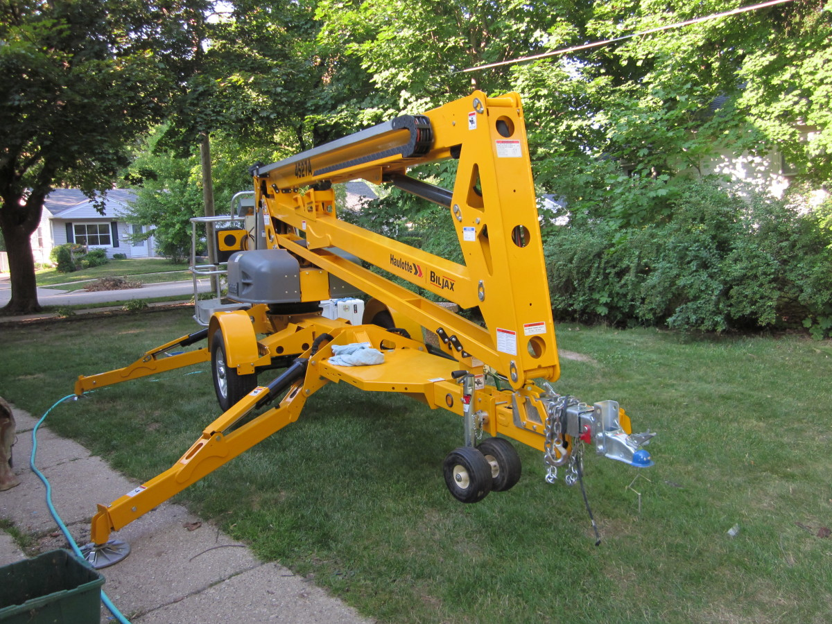 The Boom Lift