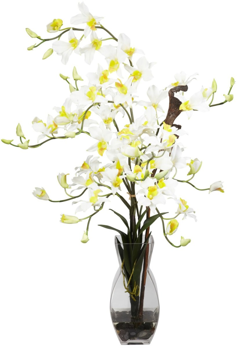at we carry a full line of silk flower that are set