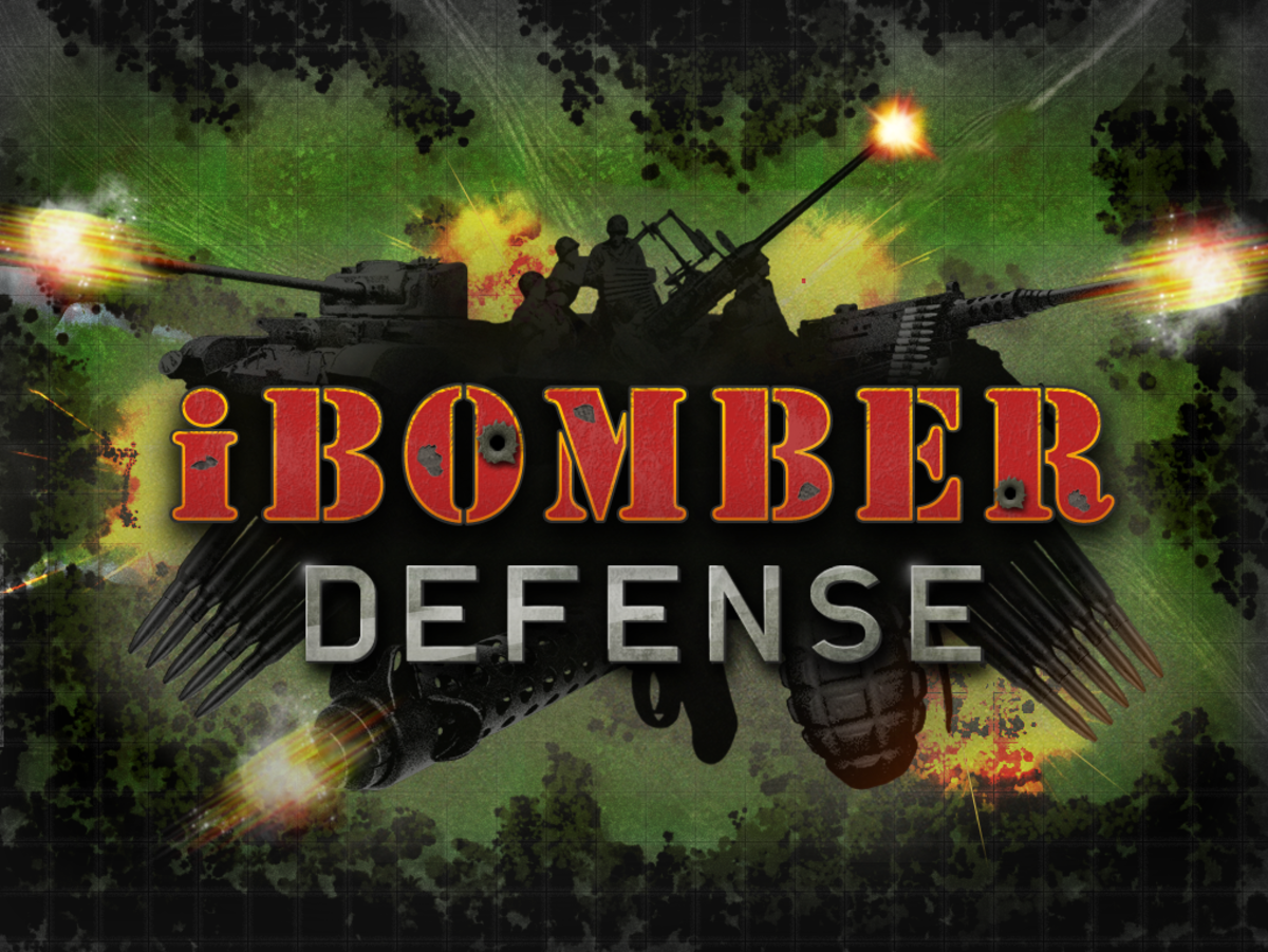 iBomber Defense - Axis Campaign Level Guides - Part 1