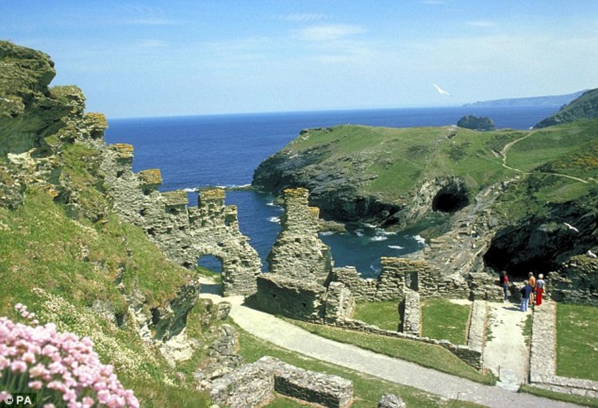 Tintagel Home of King Arthur