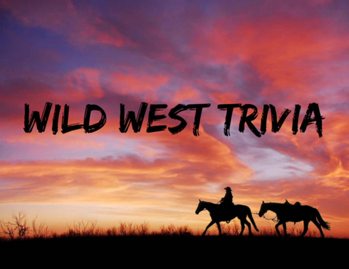 Bring a bit of the Wild West to your next party with these interesting trivia questions!