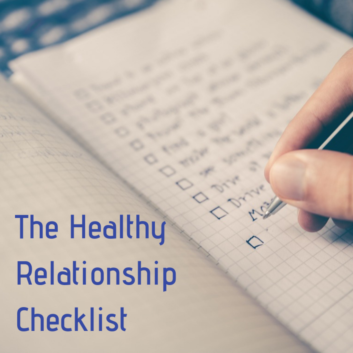 It's important to regularly evaluate your relationship and make sure that it's working well for both of you. This checklist will help you do just that.