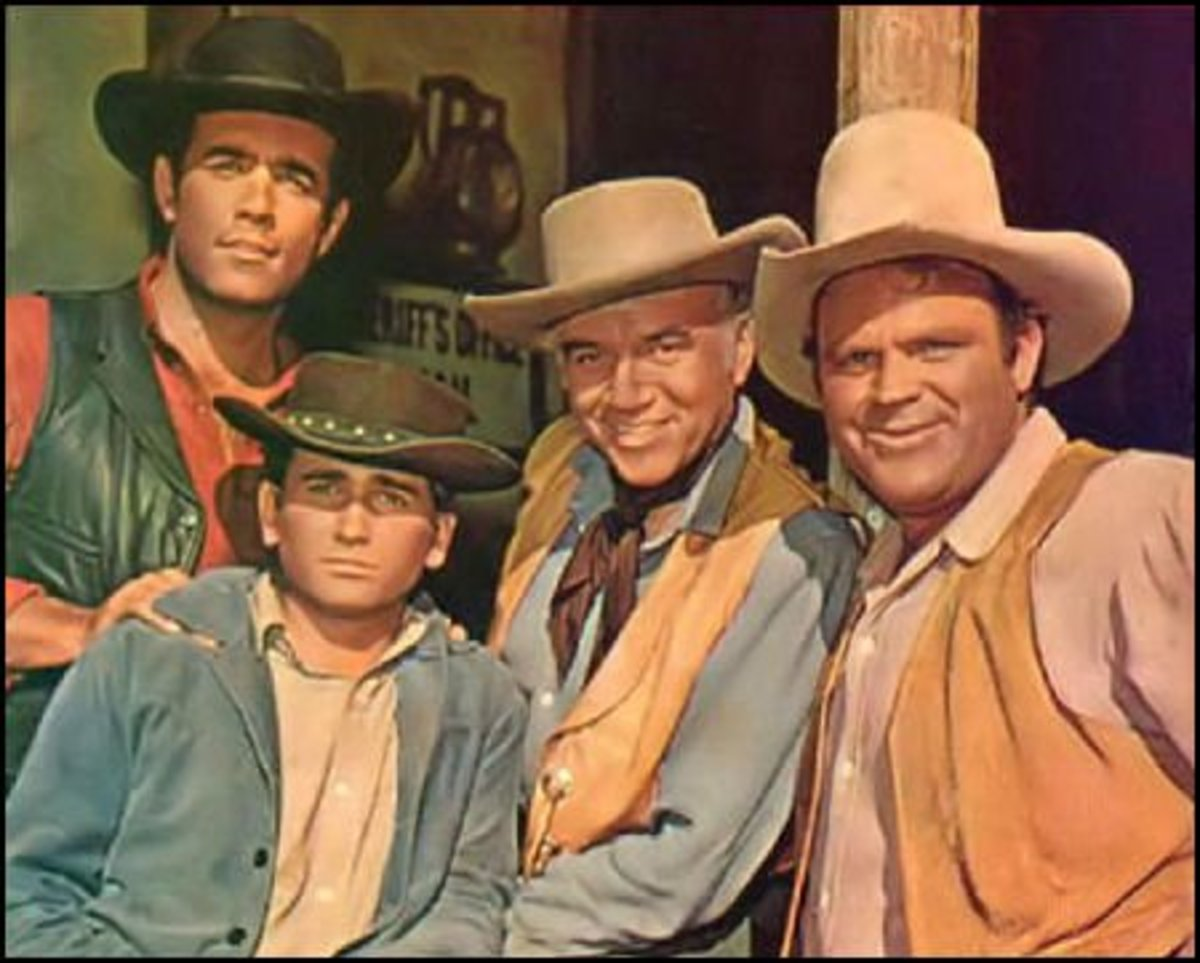 The Cartwrights of Bonanza TV Series