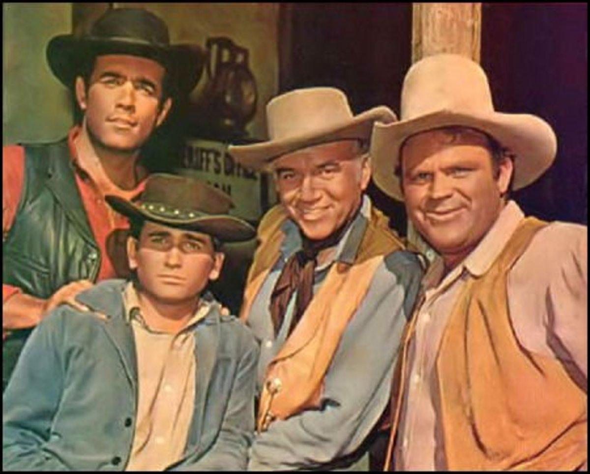 Bonanza: A 1960's Western TV Show