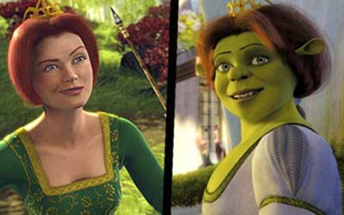 Love's True Form: An Essay on Beauty in Animated Fairy Tales from Beauty and the Beast to Shrek