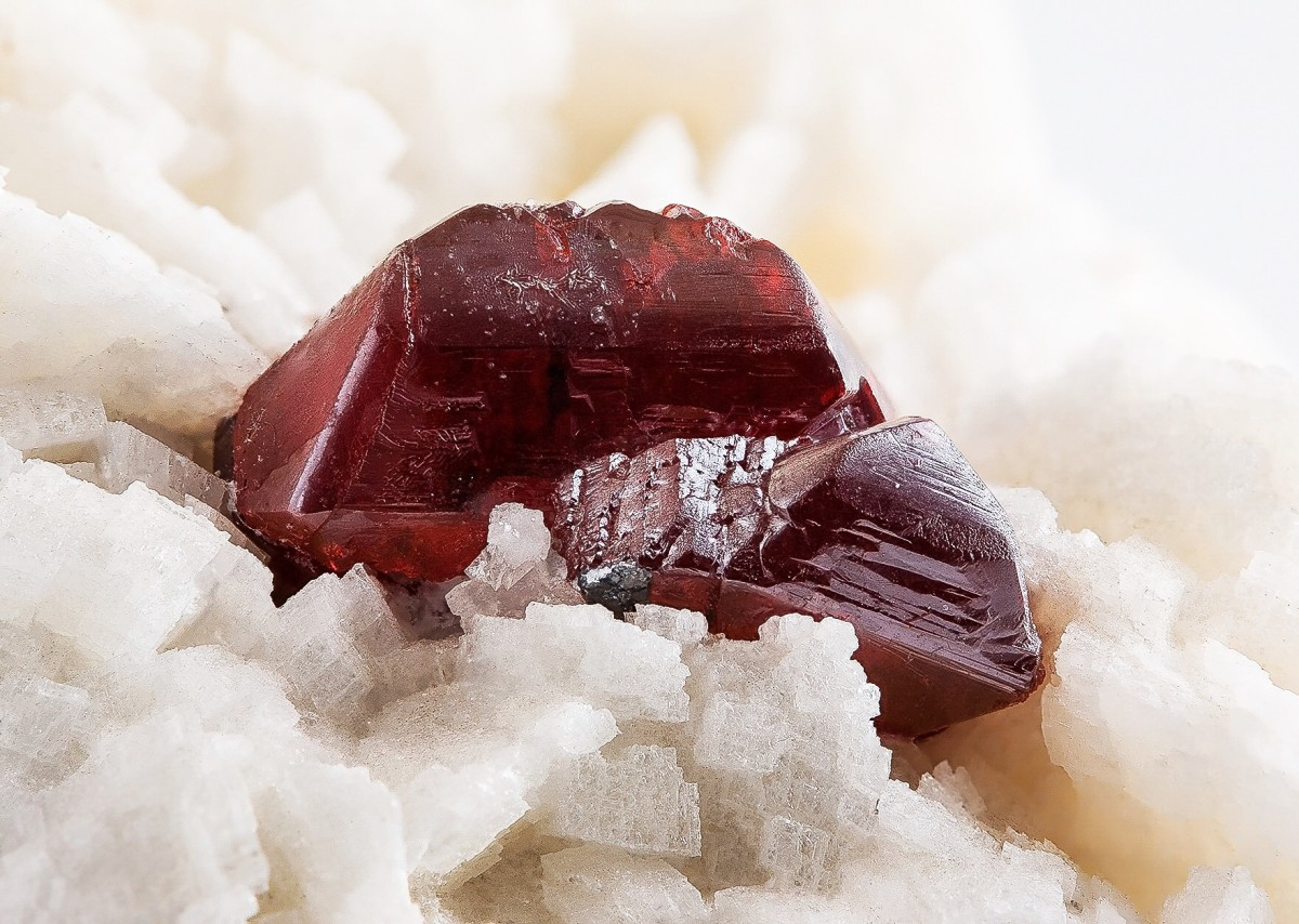 Cinnabar and Vermilion: Beautiful and Toxic Mineral and