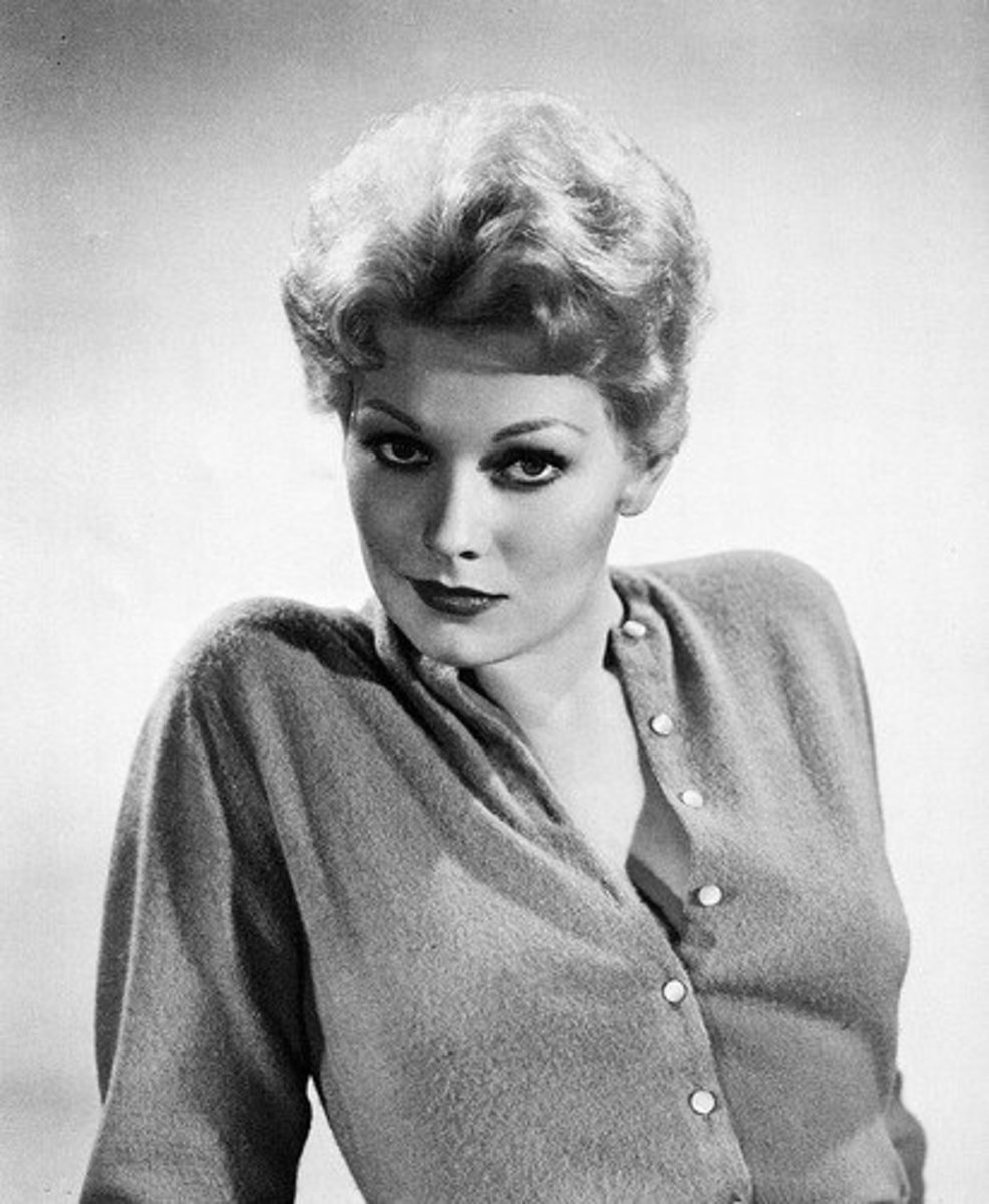 Top Ten Kim Novak Films