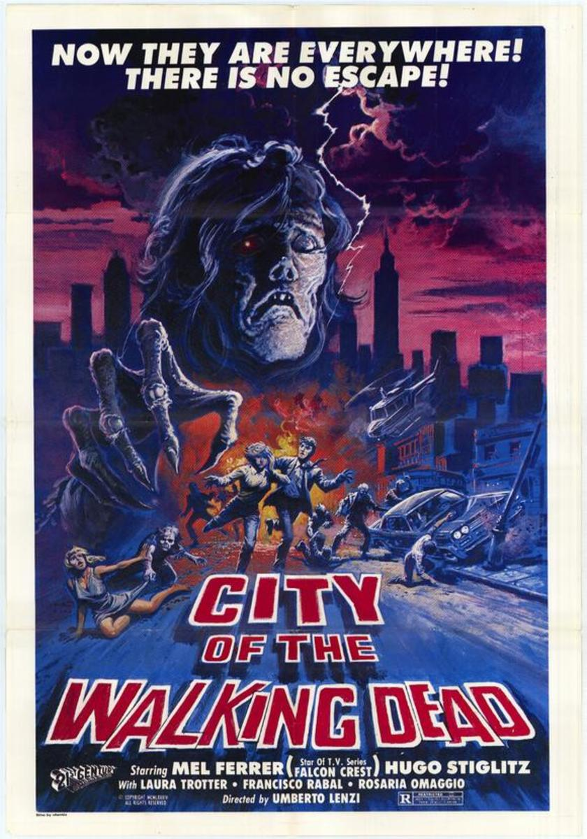 """Nightmare City"" aka ""City of the Walking Dead"" (1980) Review"