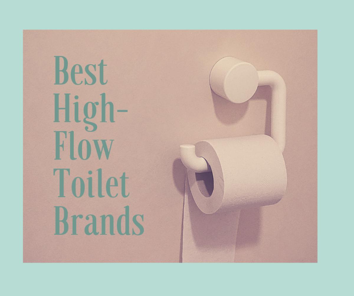 Best High-Flow/No-Clog Toilet Brands | Dengarden