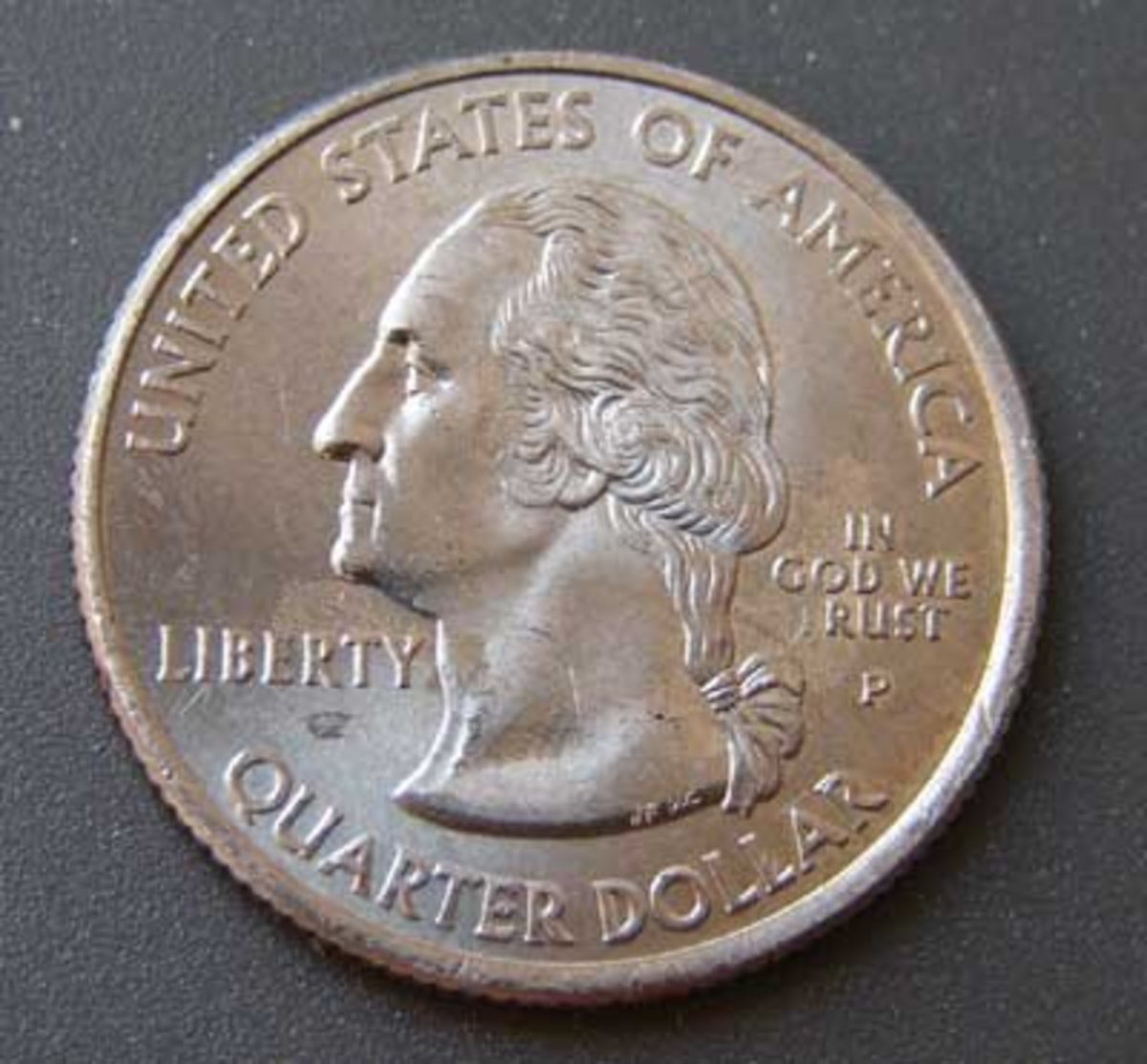 State Quarter Errors List
