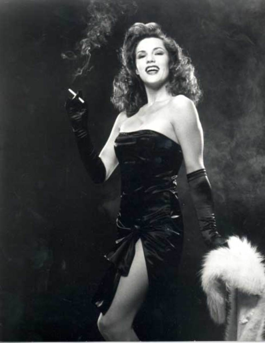 Rita Hayworth and the Art of Seduction